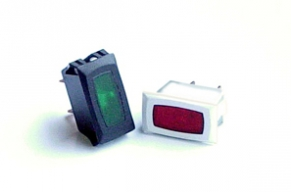 Rectangular Indicator Lights - Series15