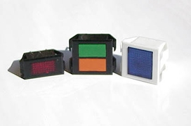 Rectangular Indicator Lights - Series25_26_27