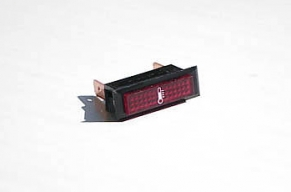 Rectangular Indicator Lights - Series33