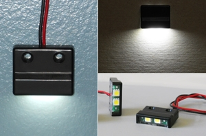 Rectangular Indicator Lights - Series80